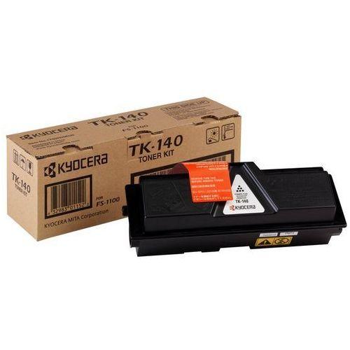 Wyprzedaż Oryginał Toner Kyocera TK-140 do FS-1100 | 4 000 str. | czarny black