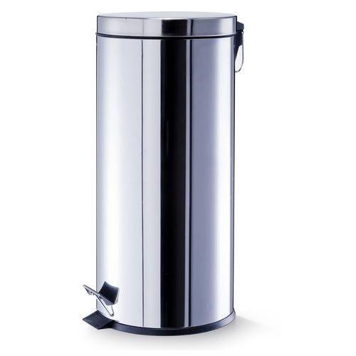 Zeller Kosz na śmieci 30l inox + darmowy transport! (4003368184326)