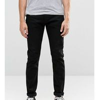 Levi's big & tall 512 skinny tapered jeans nightshine - black, Levis