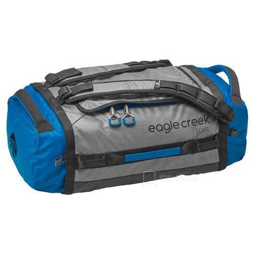 Eagle Creek Cargo Hauler Duffel 45L torba podróżna składana 55 cm / plecak / Blue / Grey - Blue / Grey
