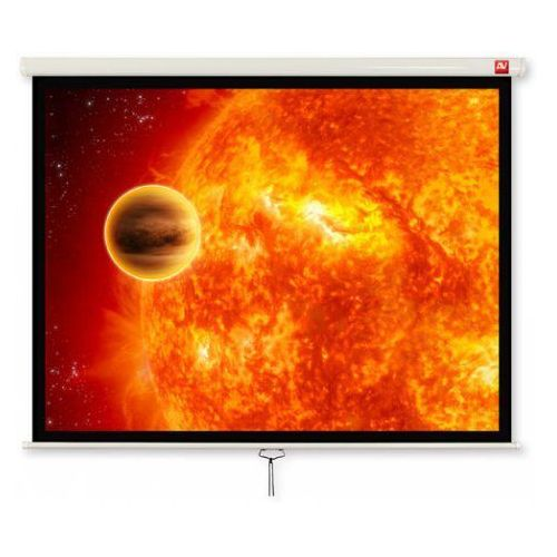 ekran ścienny ręczny video 280. 4:3. 270x202.5cm. powierzchnia biała. matowa - bez zakładania konta - ekspresowe zakupy! marki Avtek