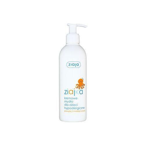 Ziaja Ziajka mydło kremowe hypoalergiczne (for Children from 3 Months) 300 ml - sprawdź w wybranym sklepie