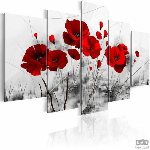 Artgeist Obraz maki - czerwony cud