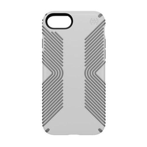 Speck Presidio Grip - Etui iPhone 7 (White/Ash Grey)