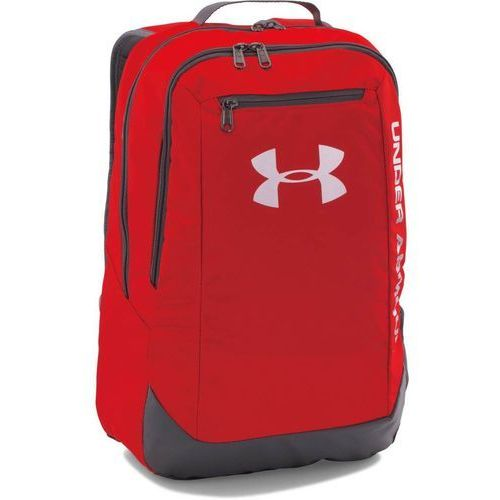 Plecak Under Armour Hustle Backpack - 1273274-600 - czerwony