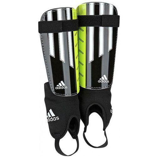Ochraniacze piłkarskie 11 club black/volt rozmiar xl marki Adidas