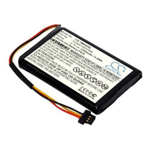 Cameron sino Tomtom one xl traffic / flb0813007089 1200mah 4.44wh li-ion 3.7v ()