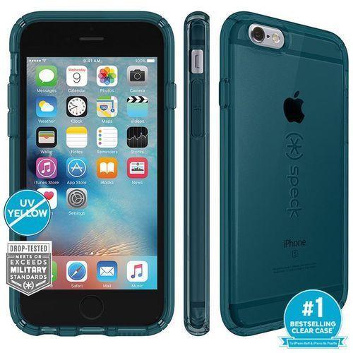candyshell clear etui obudowa iphone 6s / 6 (rainstorm blue) marki Speck