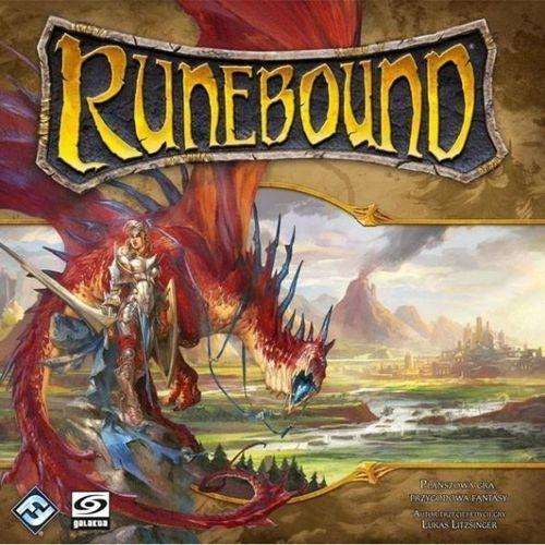OKAZJA - Gra Runebound III Edycja