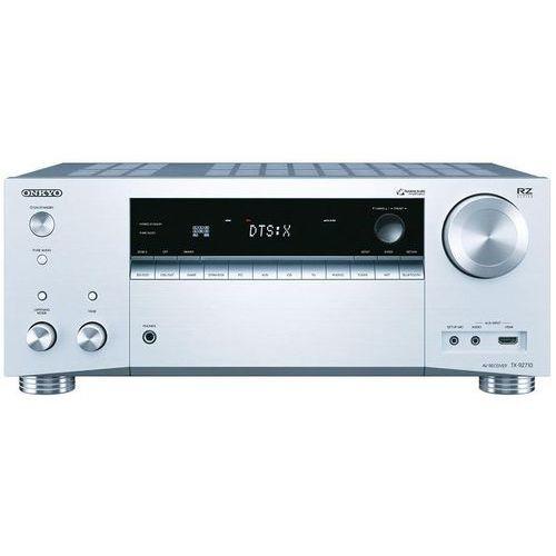 Amplituner ONKYO TX-RZ710S Srebrny z kategorii Amplitunery stereo i AV