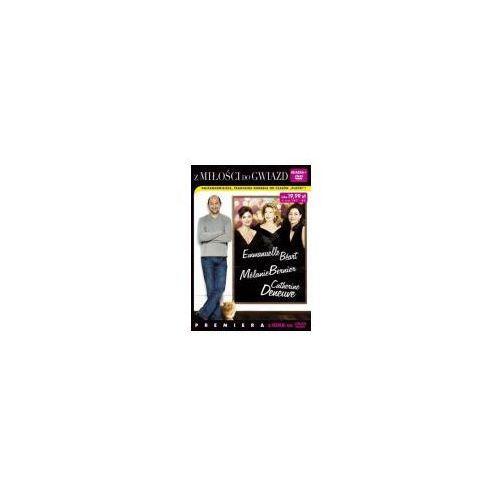 Z miłości do gwiazd (booklet DVD)