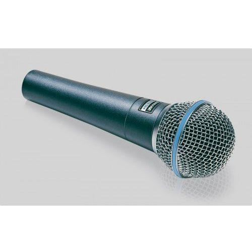 Shure Beta 58A Mikrofon wokalowy dynamiczny