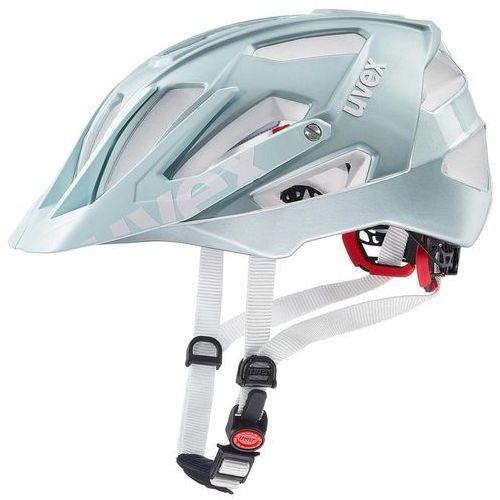 Uvex quatro kask rowerowy, mint mat 56-60cm 2019 kaski miejskie i trekkingowe