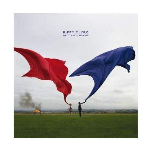 ONLY REVOLUTIONS - Biffy Clyro (Płyta CD)