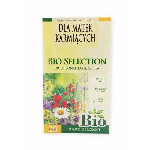 Herbatka dla matek karmiących bio 20 x 1,5 g - marki Apotheke