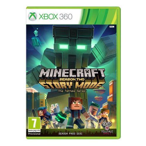 OKAZJA - Minecraft Story Mode (Xbox 360)