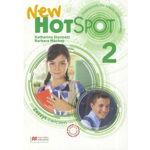 Hot Spot New 2 WB MACMILLAN wieloletnie