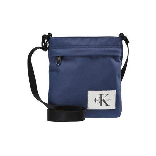 Calvin Klein Jeans SPORT ESSENTIAL MICRO FLATPACK Torba na ramię blue, kolor niebieski