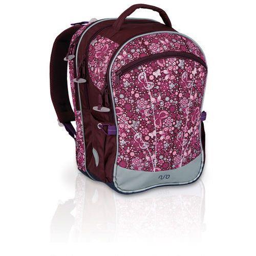 Plecak szkolny Topgal NUN 201 I - Violet z kategorii Tornistry i plecaki