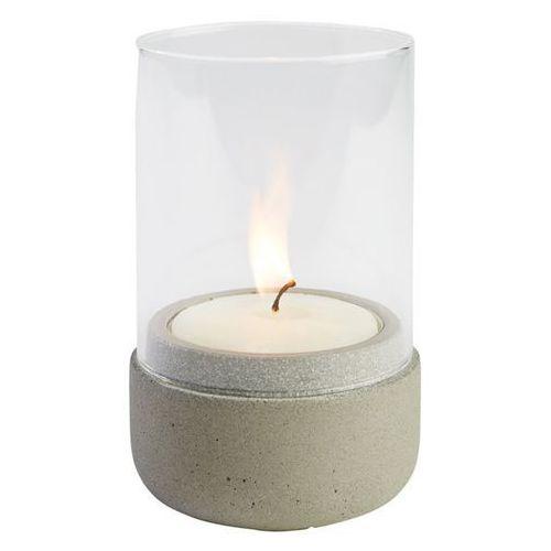 Wiatroodporny świecznik | śr. 75x(h)130mm marki Aps