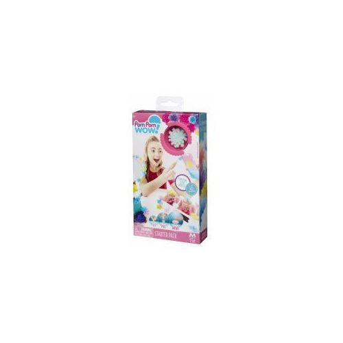 Tm-toys Pom pom wow zestaw startowy 45 pom pomów