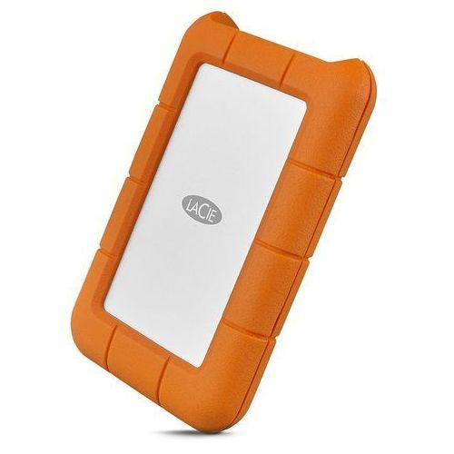 rugged 2tb usb-c usb3.0 drop- crush- and rain-resistant for all-terrain use orange marki Lacie