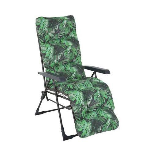 Patio Fotel ogrodowy malaga plus z poduszką i ragulowanym oparciem (5904134072207)