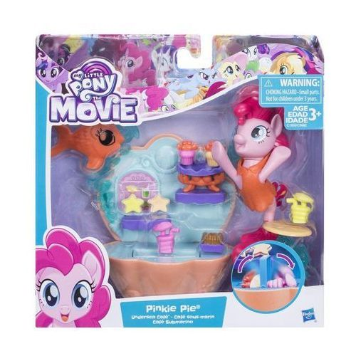 My Little Pony, Kucykowe Historie, Pinkie Pie
