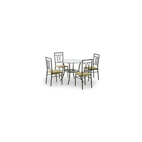 Zestaw MERTON stół z 4 krzesłami, 9121-0738