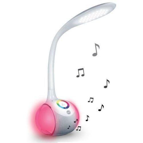 Forever Głośnik mobilny lampka bs-760 biały + zamów z dostawą w poniedziałek! + darmowy transport! (5900495558961)