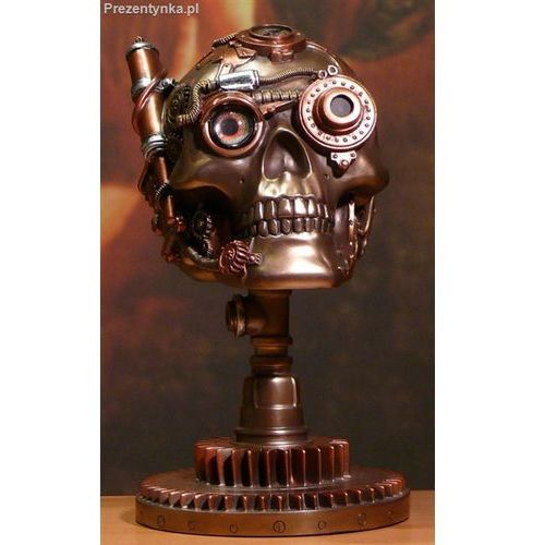 Veronese Czacha czaszka steampunk