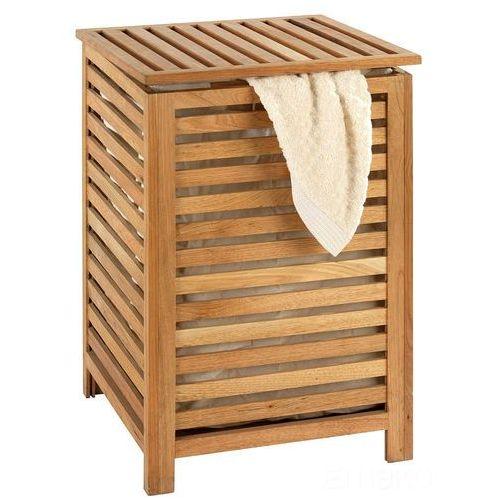 Kosz na pranie norway - schowek na ręczniki, marki Wenko