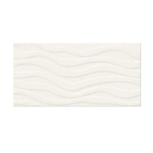 Artens Glazura blanka mat struktura 29.7 x 60 cersanit