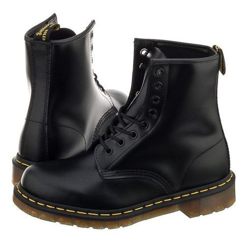 Dr. martens Glany 1460 black smooth 10072004 (dr3-a)