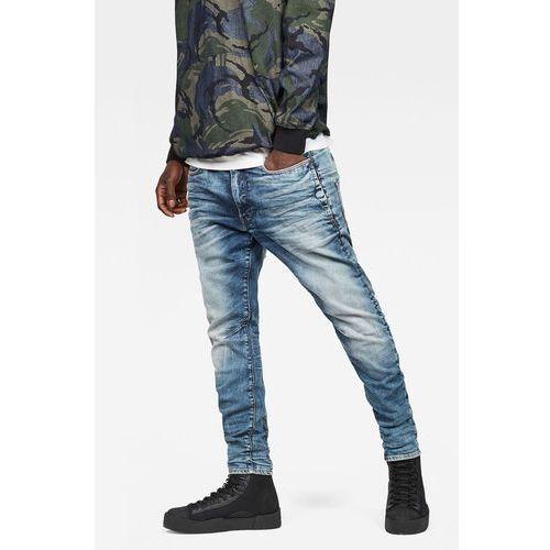 - jeansy d-staq marki G-star raw