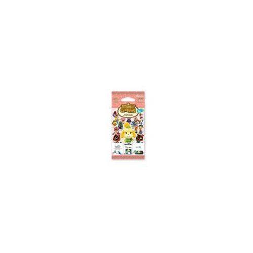3ds animal crossing: happy home d. card 3set vol.4 marki Nintendo