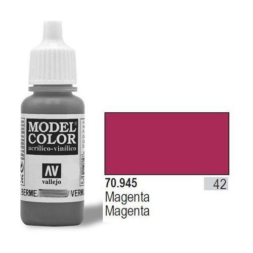Farba Nr42 Magenta Matt 17ml