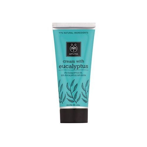 Apivita Herbal Eucalyptus (Eucalyptus Oil 4%, Eucalyptus Infusion 50%) 40 ml z kategorii Pozostałe kosmetyki