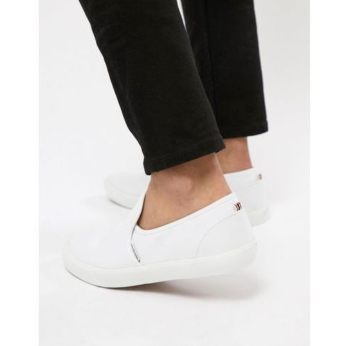 slip on plimsoll - white marki Jack & jones