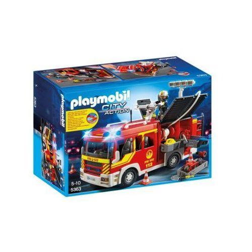 Samochód strażacki ze światłem i dźwiękiem 5363 - DARMOWA DOSTAWA OD 199 ZŁ!!!