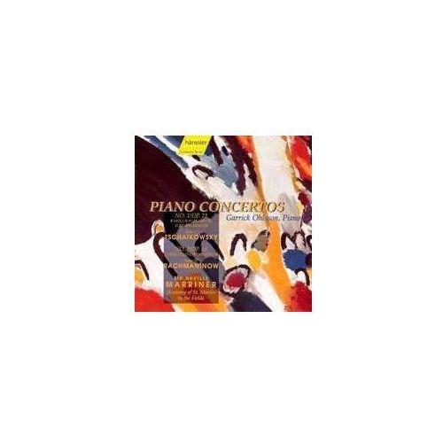 Haenssler Czajkowski p / rachmaninov s - piano concertos: nr 1 / nr 2 (4010276004493)