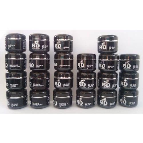 """Black diamond hybrid color uv """"9"""" - 15 ml"""