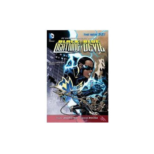 DC Universe Presents Volume 3: Black Lightning and Blue Devi