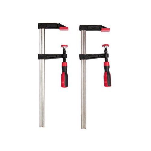 Parkside® ścisk stolarski, 1 lub 2 lub 3 szt. (głębokość mocowania 8 cm) (4055334208178)