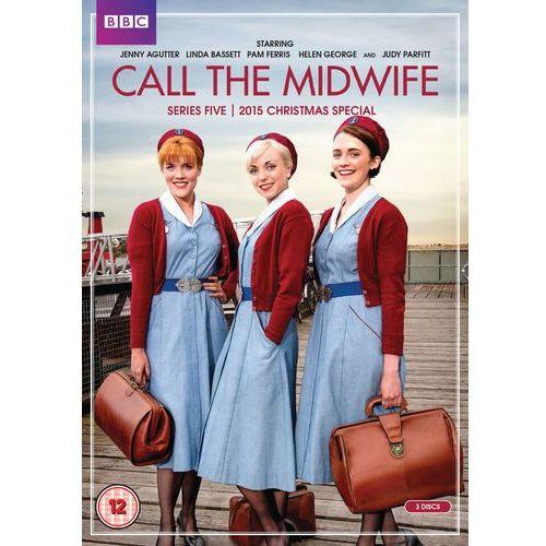 Call the Midwife Series 5 (Includes 2015 Christmas Special) - sprawdź w wybranym sklepie