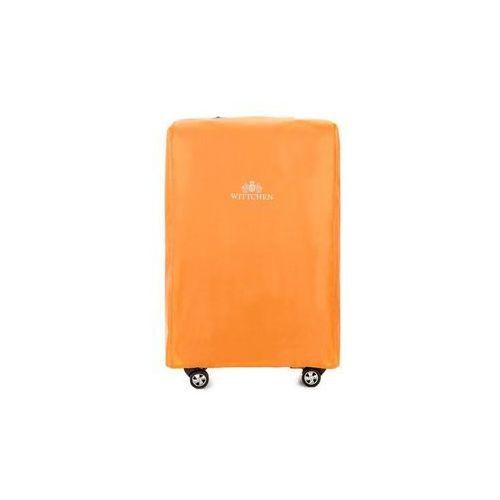 Pokrowiec na walizkę 28' WITTCHEN 56-3-033 pomarańczowy - pomarańczowy