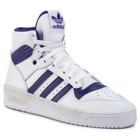 Buty adidas - Rivalry EE4973 Ftwwht/Cpurpl/Greone, kolor biały