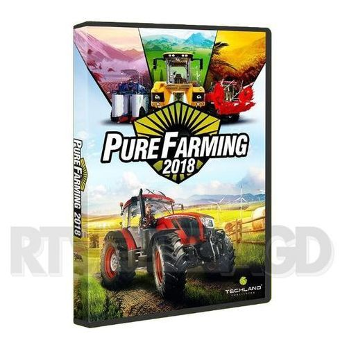 Pure Farming 2018 (PS4) Darmowy transport od 99 zł   Ponad 200 sklepów stacjonarnych   Okazje dnia!