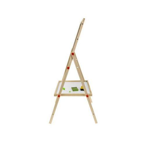 Kindersafe Dwustronna tablica do rysowania i malowania magnetyczna + kreda kxm-806