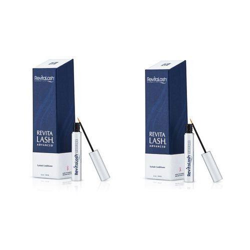 zestaw eyelash advanced conditioner | odżywka pobudzająca wzrost rzęs 3,5ml x2 marki Revitalash
